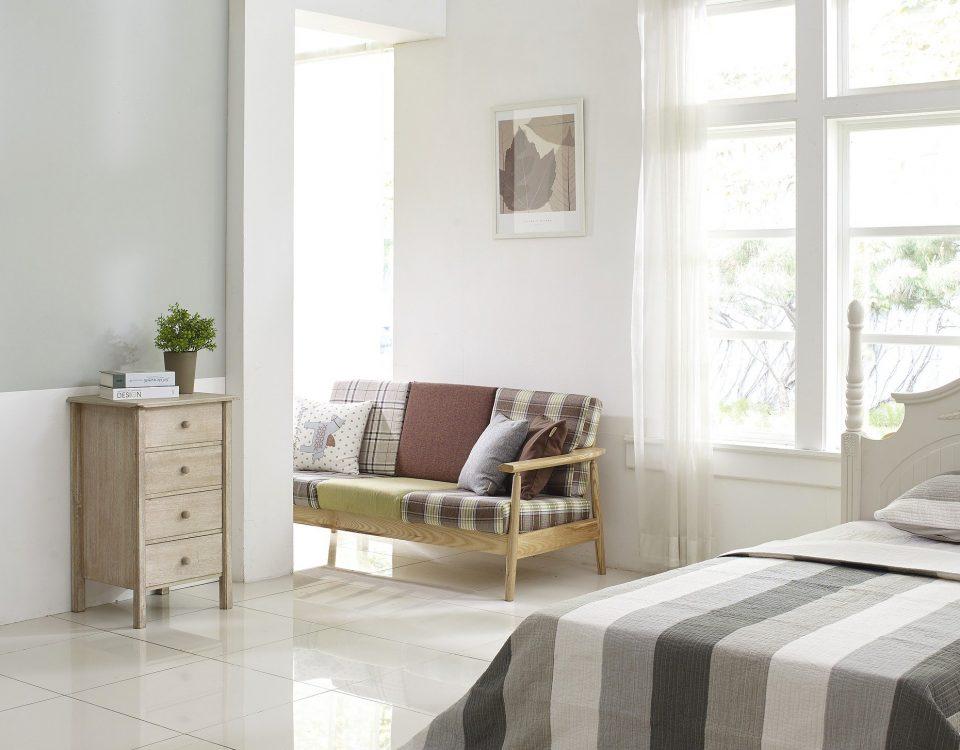 Telaio finestra e casa luminosa: eccom come avere 25% di luce in più